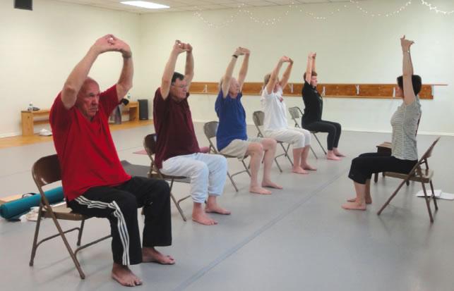 Gentle Yoga Gentle Yoga