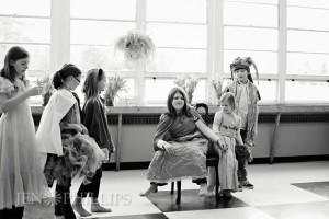 Children's Theater - Workshop Rehearsal