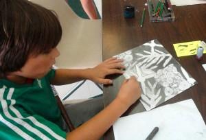Art Workshop 2012 M-Graphite
