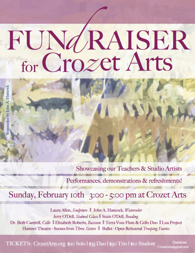 FUNdRAISER for C-ARTS 2019 FINAL